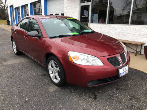 2008 Pontiac G6 for sale at Budget Auto in Appleton WI