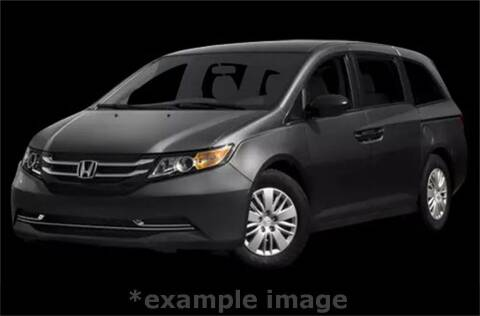 2016 Honda Odyssey for sale at Coast to Coast Imports in Fishers IN