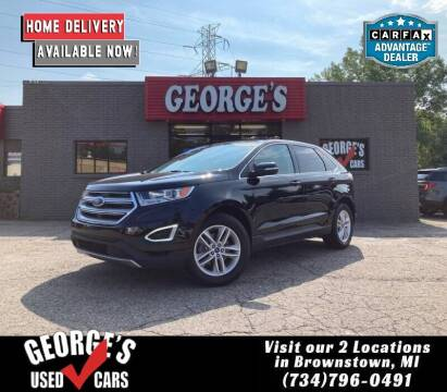2018 Ford Edge for sale at George's Used Cars - Telegraph in Brownstown MI