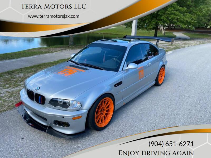 2002 BMW M3 for sale at Terra Motors LLC in Jacksonville FL