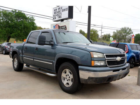 2006 Chevrolet Silverado 1500 for sale at Sand Springs Auto Source in Sand Springs OK