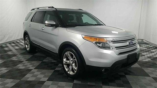 2012 Ford Explorer Limited 4dr SUV - Fort Worth TX