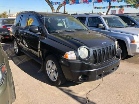 2010 Jeep Compass for sale at Valley Auto Center in Phoenix AZ