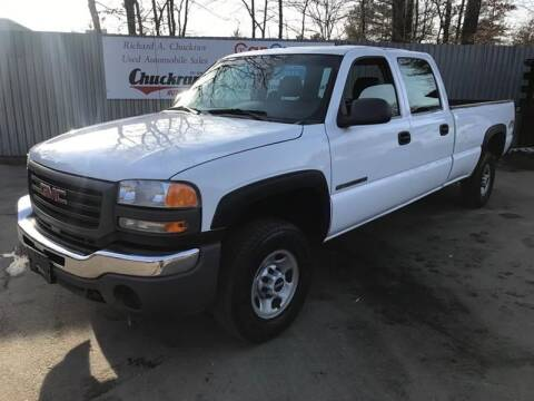 2007 GMC Sierra 2500HD Classic for sale at Chuckran Auto Parts Inc in Bridgewater MA