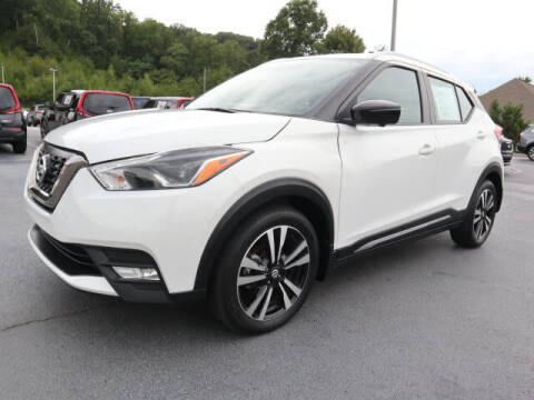 2018 Nissan Kicks for sale at RUSTY WALLACE KIA OF KNOXVILLE in Knoxville TN