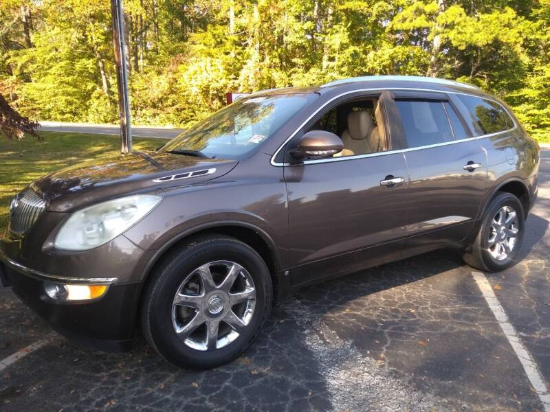 2009 Buick Enclave for sale at Sparks Auto Sales Etc in Alexis NC