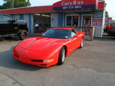 2003 Chevrolet Corvette for sale at Cars R Us in Binghamton NY