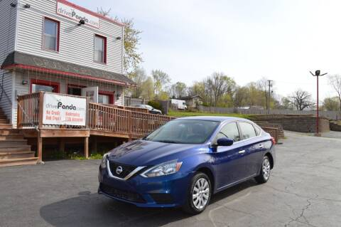 2018 Nissan Sentra for sale at DrivePanda.com Joliet in Joliet IL