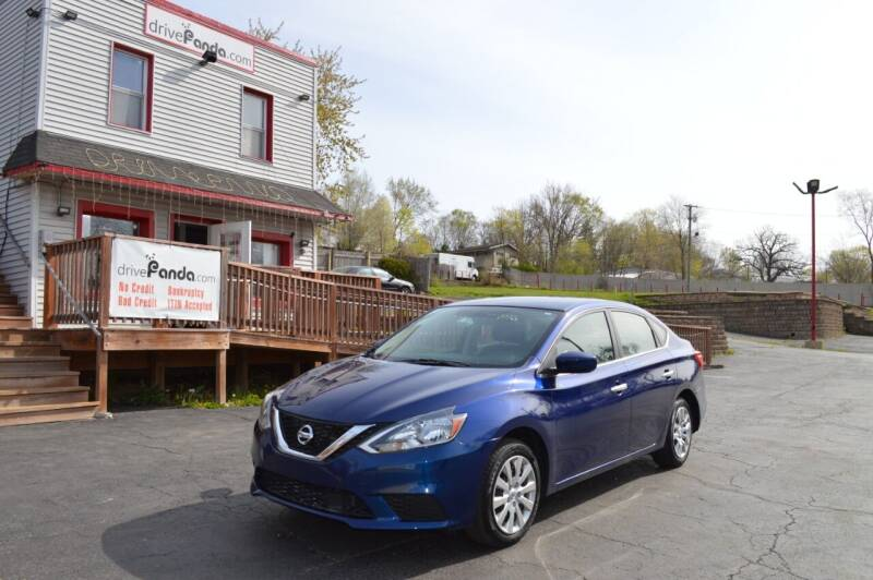 2018 Nissan Sentra for sale at DrivePanda.com Joliet in Joliet IL
