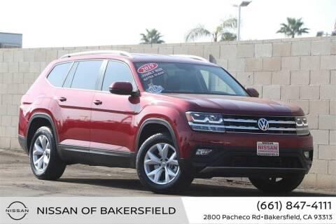 2019 Volkswagen Atlas for sale at Nissan of Bakersfield in Bakersfield CA