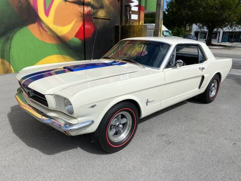 1965 Ford Mustang for sale at BIG BOY DIESELS in Ft Lauderdale FL
