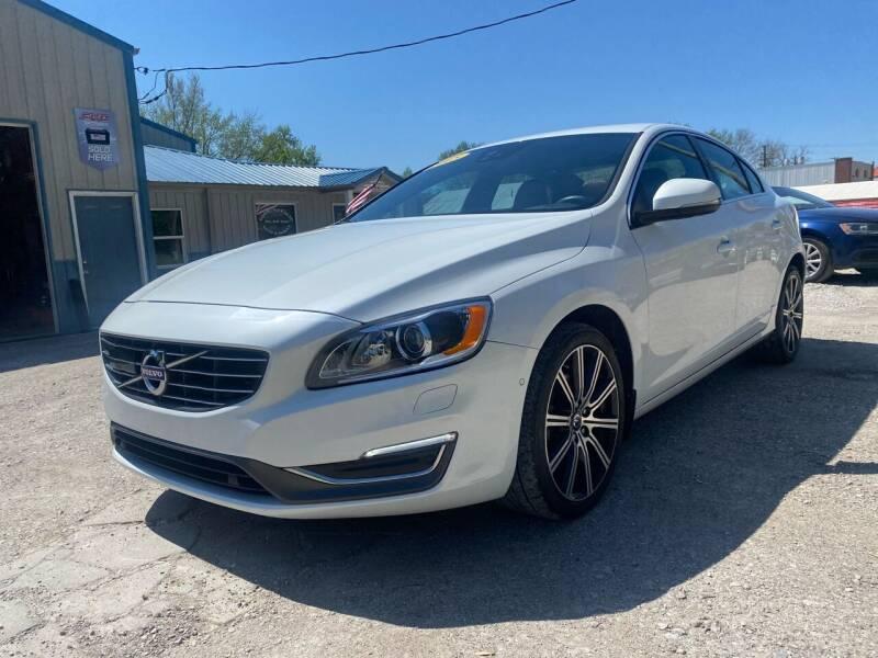 2015 Volvo S60 for sale at Community Auto Sales & Service in Fayette MO