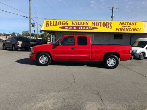 2006 GMC Sierra 1500 for sale at Kellogg Valley Motors in Gravel Ridge AR