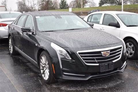 2017 Cadillac CT6 for sale at BOB ROHRMAN FORT WAYNE TOYOTA in Fort Wayne IN