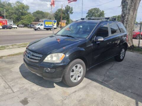 2007 Mercedes-Benz M-Class for sale at Advance Import in Tampa FL