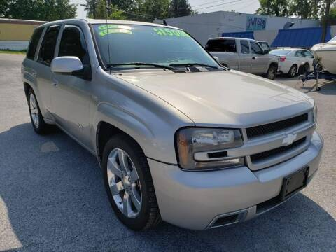 2006 Chevrolet TrailBlazer for sale at Ginters Auto Sales in Camp Hill PA