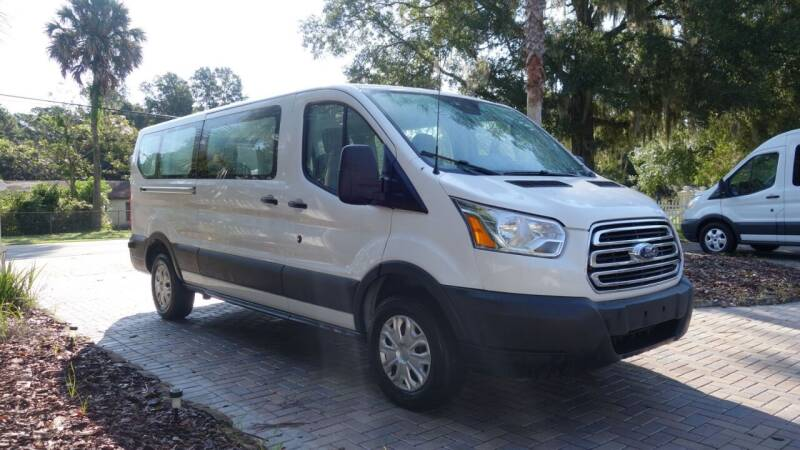 2019 Ford Transit Passenger for sale at Precision Auto Source in Jacksonville FL