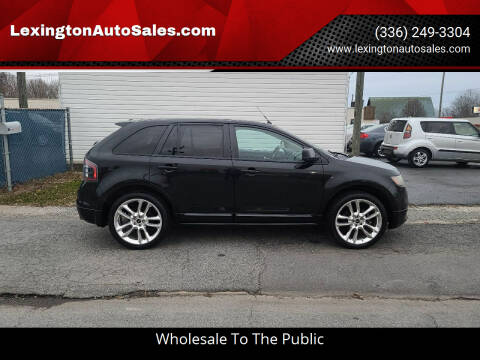 2010 Ford Edge for sale at LexingtonAutoSales.com in Lexington NC
