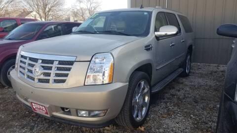 2008 Cadillac Escalade ESV for sale at Buena Vista Auto Sales in Storm Lake IA