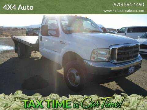 2006 Ford F-350 Super Duty for sale at 4X4 Auto in Cortez CO