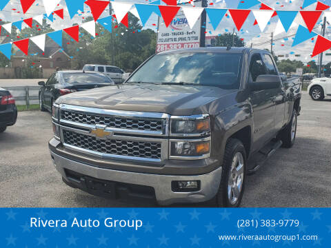 2014 Chevrolet Silverado 1500 for sale at Rivera Auto Group in Spring TX