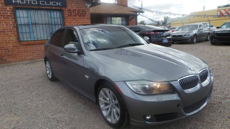 2011 BMW 3 Series for sale at Auto Click in Tucson AZ