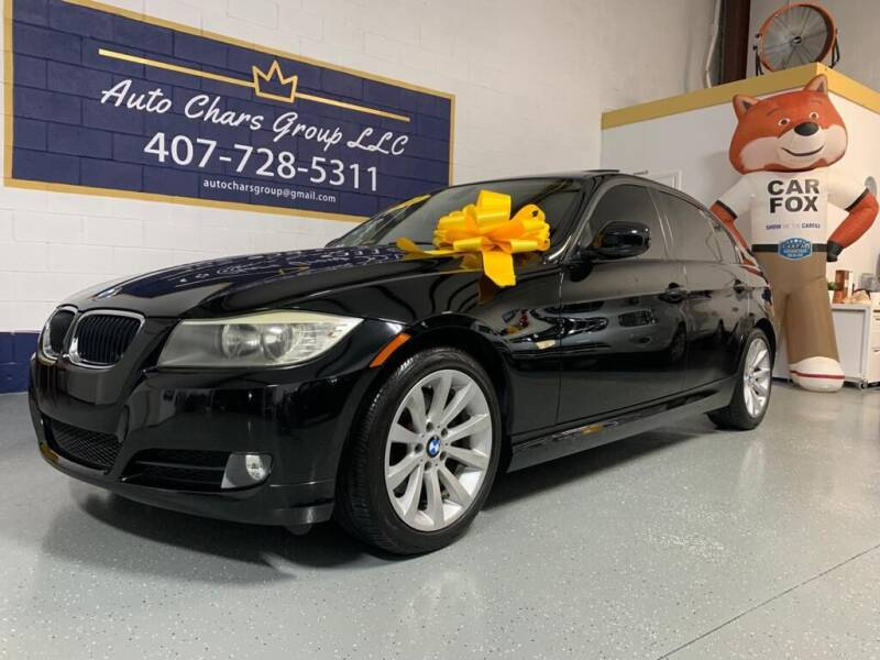 2011 BMW 3 Series for sale at Auto Chars Group LLC in Orlando FL