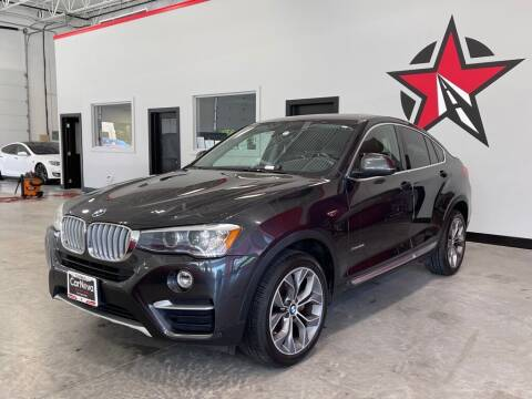 2015 BMW X4 for sale at CarNova - Shelby Township in Shelby Township MI