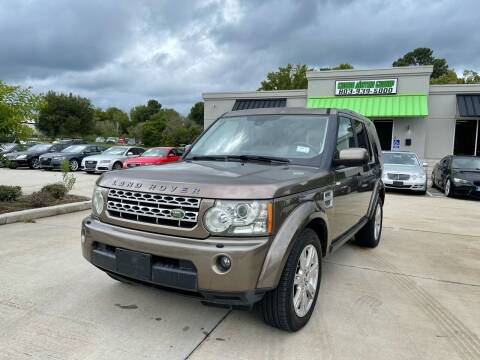2010 Land Rover LR4 for sale at Cross Motor Group in Rock Hill SC