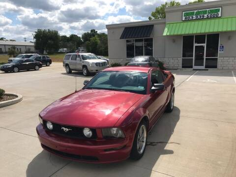 2006 Ford Mustang for sale at Cross Motor Group in Rock Hill SC