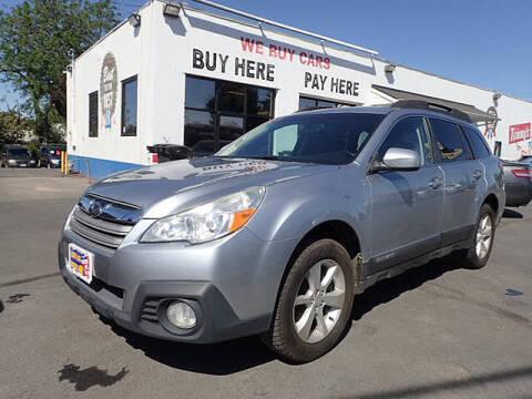 2013 Subaru Outback for sale at Tommy's 9th Street Auto Sales in Walla Walla WA