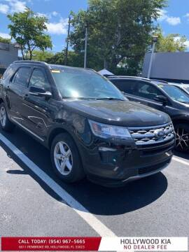 2018 Ford Explorer for sale at JumboAutoGroup.com in Hollywood FL