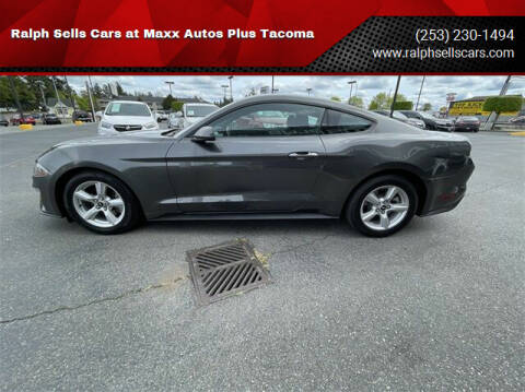 2018 Ford Mustang for sale at Ralph Sells Cars at Maxx Autos Plus Tacoma in Tacoma WA