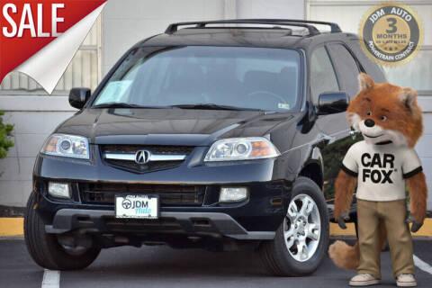 2006 Acura MDX for sale at JDM Auto in Fredericksburg VA