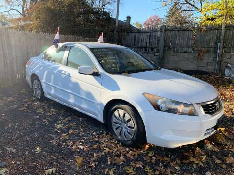 2008 Honda Accord for sale at All City Auto Group in Staten Island NY