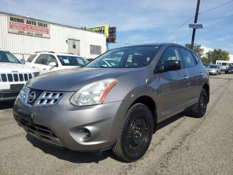 2011 Nissan Rogue for sale at MENNE AUTO SALES LLC in Hasbrouck Heights NJ