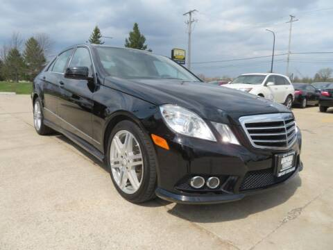 2010 Mercedes-Benz E-Class for sale at Import Exchange in Mokena IL