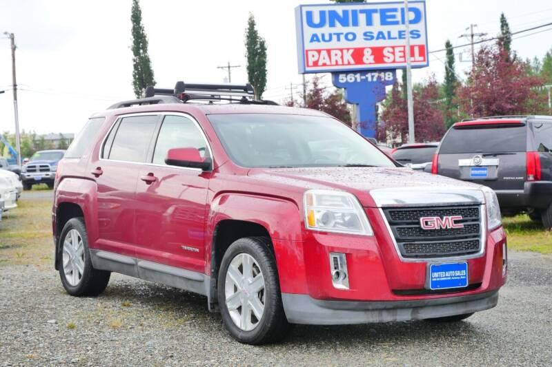 2011 GMC Terrain for sale at United Auto Sales in Anchorage AK