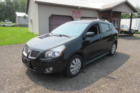 2010 Pontiac Vibe for sale at Clearwater Motor Car in Jamestown NY