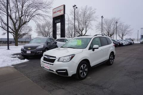 2017 Subaru Forester for sale at Ideal Wheels in Sioux City IA