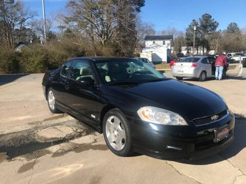 2006 Chevrolet Monte Carlo for sale at Ridetime Auto in Suffolk VA