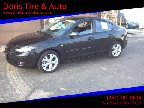 2009 Mazda MAZDA3 for sale at Dons Tire & Auto in Butler WI