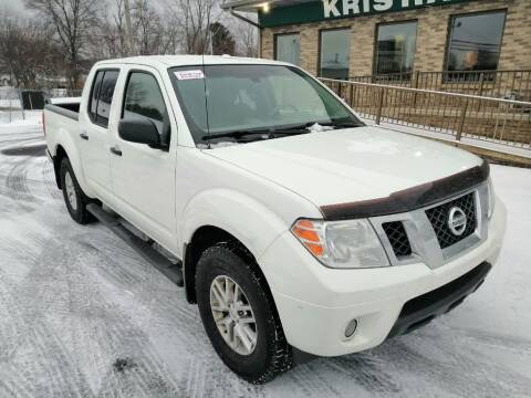 2014 Nissan Frontier for sale at KRIS RADIO QUALITY KARS INC in Mansfield OH