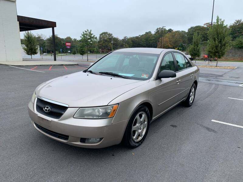 2006 Hyundai Sonata for sale at Allrich Auto in Atlanta GA