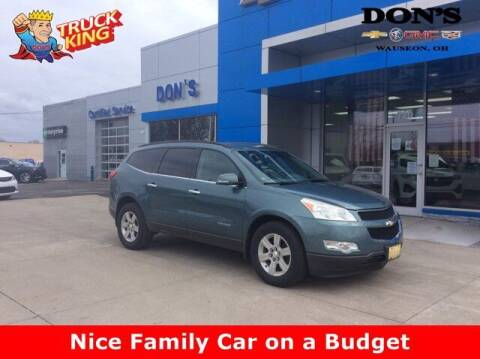 2009 Chevrolet Traverse for sale at DON'S CHEVY, BUICK-GMC & CADILLAC in Wauseon OH