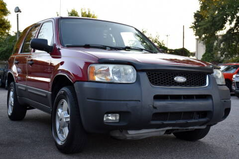 2003 Ford Escape for sale at Wheel Deal Auto Sales LLC in Norfolk VA