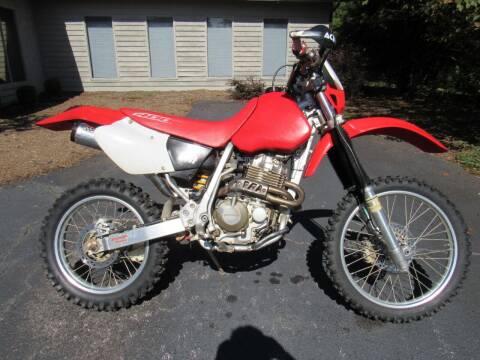 2000 Honda XR400R for sale at Blue Ridge Riders in Granite Falls NC