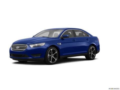 2015 Ford Taurus for sale at West Motor Company in Preston ID