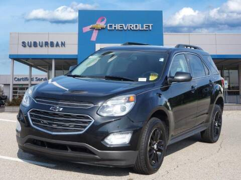 2017 Chevrolet Equinox for sale at Suburban Chevrolet of Ann Arbor in Ann Arbor MI