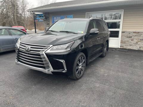 2019 Lexus LX 570 for sale at AFFORDABLE IMPORTS in New Hampton NY
